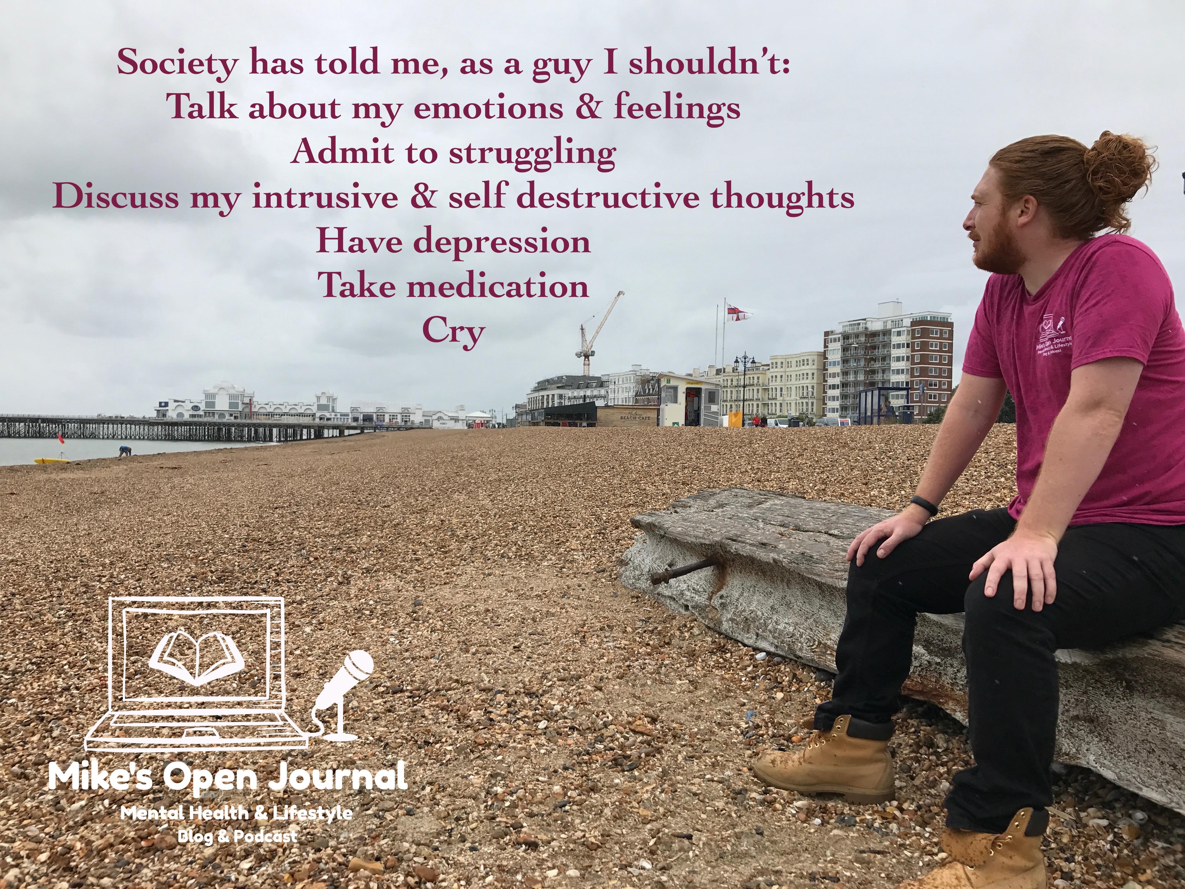 My Mental Health - Mike Douglas